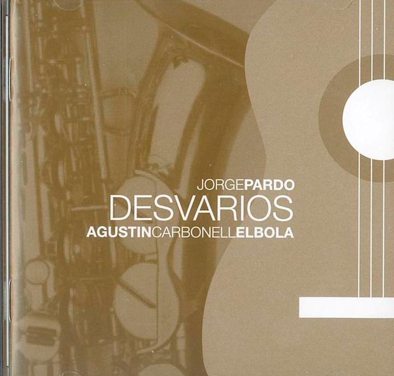 Jorge Pardo / <br> Desvarios
