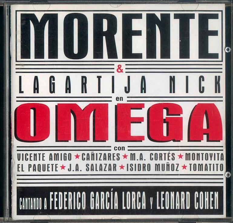 MORENTE / OMEGA