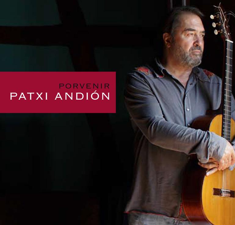 Patxi Andión / <br> Porvenir