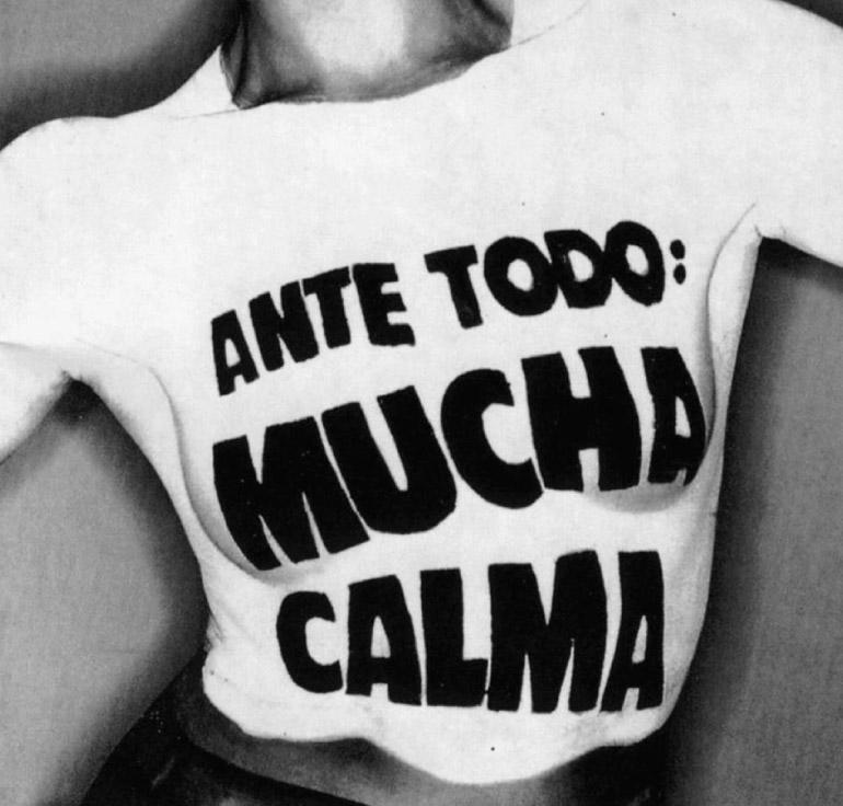 SINIESTRO TOTAL / <br> ANTE TODO MUCHA CALMA